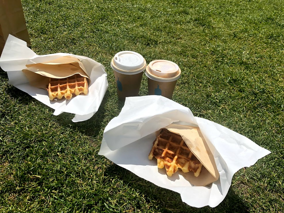 ブルーボトルコーヒーのバリスタさんもオススメ「南池袋公園」