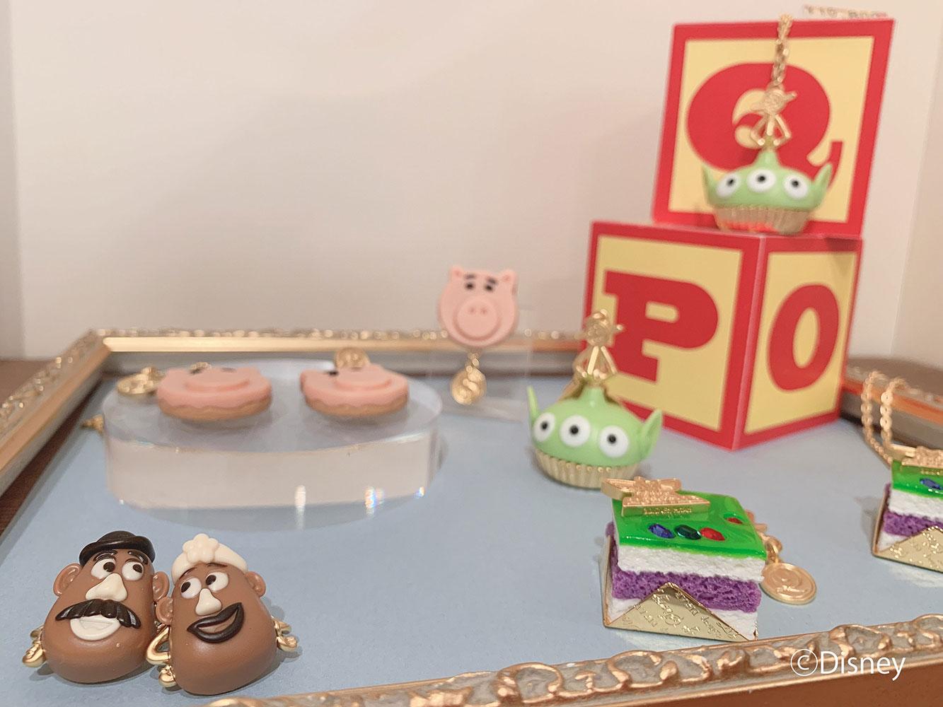 スイーツモチーフが可愛いと SNS でも人気♪アクセサリーブランド Q-pot の展示会レポート♡