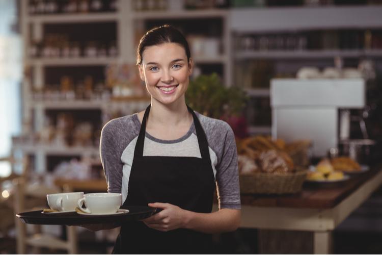 派遣社員としてカフェで働こう!